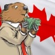 Canadian Dollar Bouncing Higher