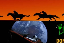 Horsemen coming? Don't Panic